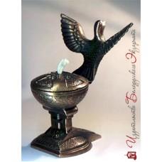 Лампада 1 голубь