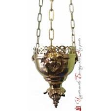Лампада подвесная с херувимами